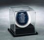 Kansas City Royals 2020 Opening Day Baseball with Display Case