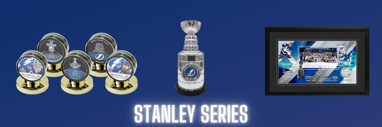 Tampa Bay Lightning 2020 Stanley Cup Memorabilia & Collectables