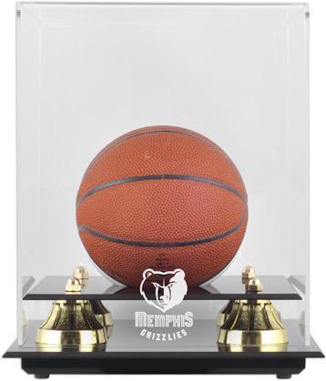 detailed look 0e974 d8cf7 Memphis Grizzlies Mini Golden Classic Basketball Case
