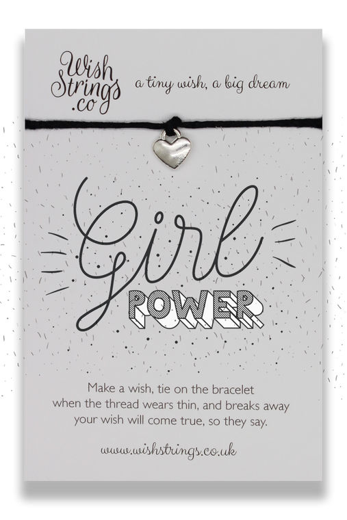 GIRL POWER Wishstring