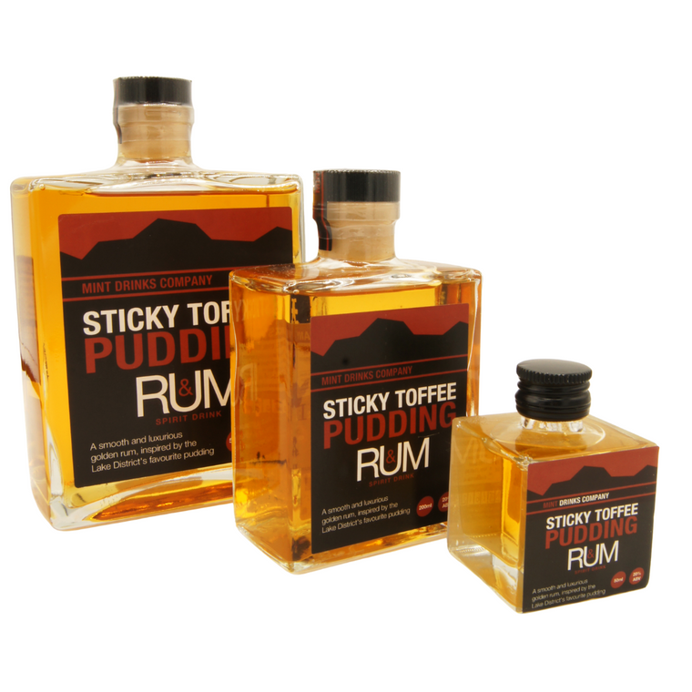 Mint Drinks Co. Sticky Toffee Pudding & Rum