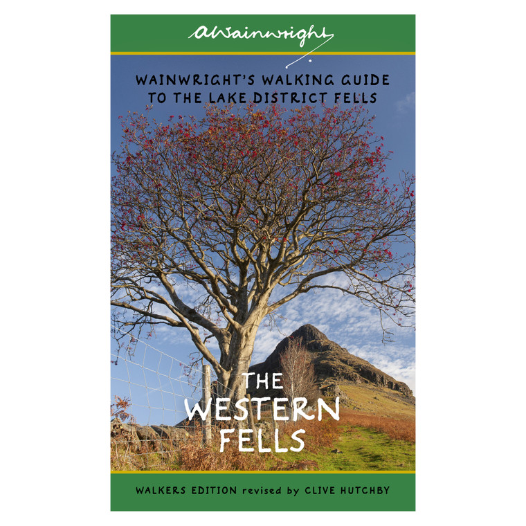 Wainwright's Illustrated Walking Guide To The Lake District Fells: The Western Fells Book 7