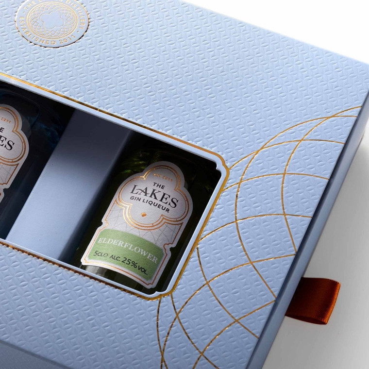 The Lakes Distillery - The Lakes Gin Collection 3 x 5cl Gift Pack