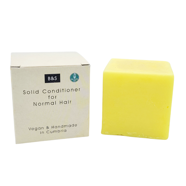 Bain & Savon Solid Conditioner for Normal Hair