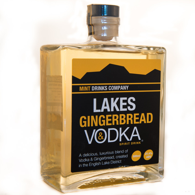 Mint Drinks Co. Lakes Gingerbread & Vodka