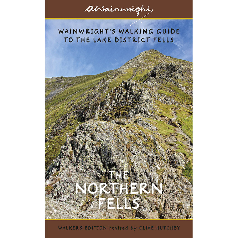 Wainwright's Illustrated Walking Guide To The Lake District Fells: The Northern Fells Book 5