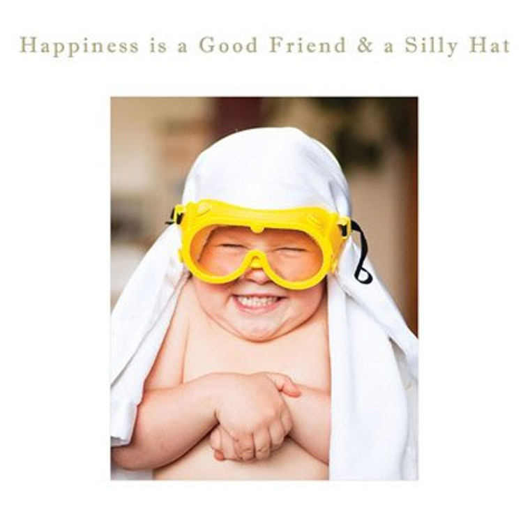 Happiness Is Greetings Card