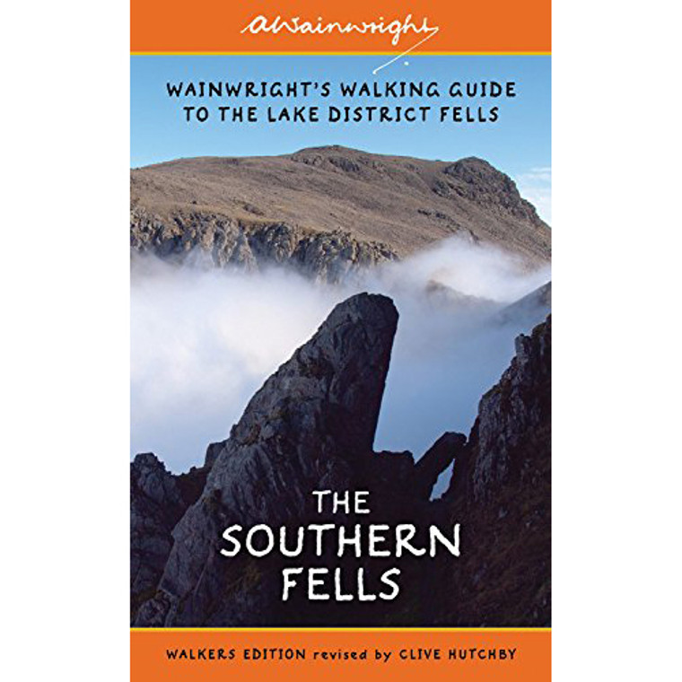 Wainwright's Illustrated Walking Guide To The Lake District Fells: The Southern Fells Book 4
