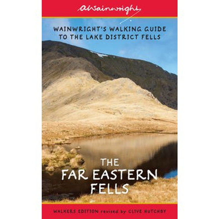 Wainwright's Illustrated Walking Guide To The Lake District Fells: The Far Eastern Fells Book 2