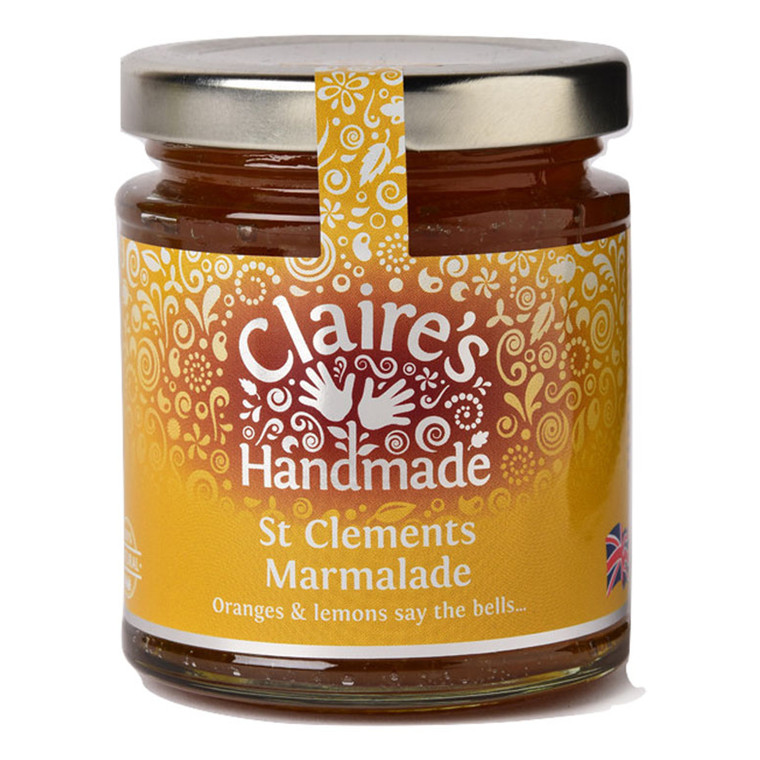Claire's Handmade St Clements Marmalade 227g