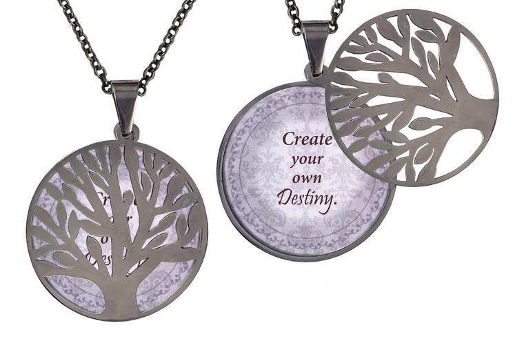Poetry Tree- Create Your Own Destiny