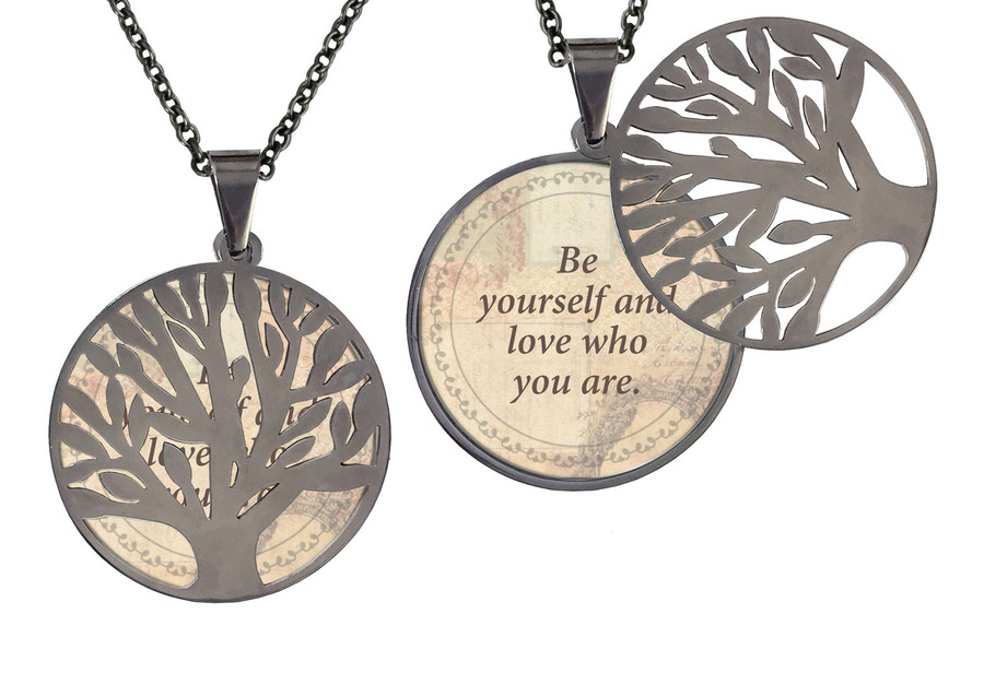 Poetry Tree- Be Yourself and Love Who You Are