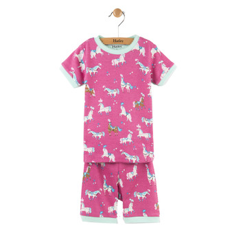 Hatley Parade Horses Summer Pyjamas (Size 3 Years)