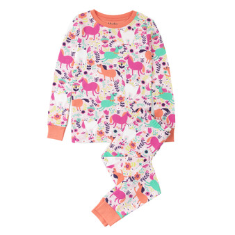 Hatley Roaming Horses Winter Pyjamas (Sizes 6, 7, 8 & 12 Years)