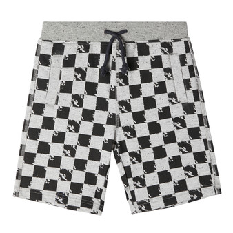 Art & Eden Dylan French Terry Check Shorts (Size 5 Years Sample)