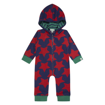 Lilly & Sid Star Outersuit (3M-12M)