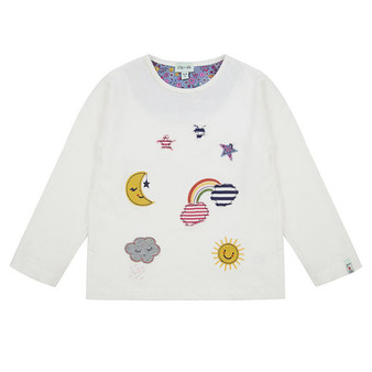 Lilly & Sid Weather Days Top (4-5 years)