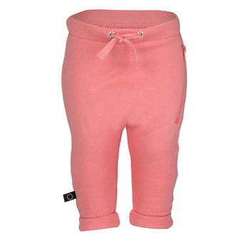 nOeser Organic Cotton Coral Terry Pants (NB-12M)
