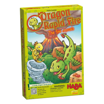 Dragpon Rapid Fire HABA Children's Board Game (Age 3 +)