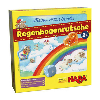 My Very First Games Rainbow Slide HABA Children's Board Game (Age 2 +)