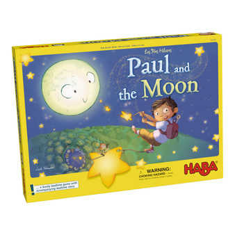 Paul and the Moon HABA Children's Board Game (Age 3 +)