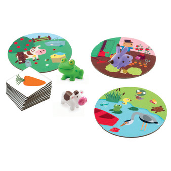 Djeco Little Association Game (Age 30 Months +)