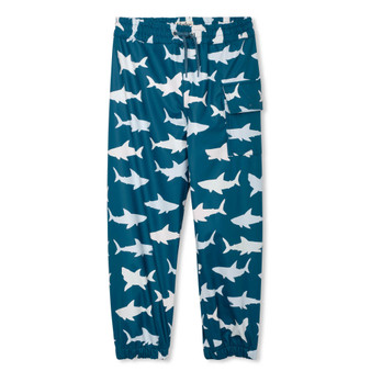 Hatley Great White Sharks Colour Changing Splash Pants (Sizes 2, 4 & 6 Years)