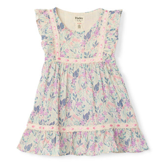 Hatley Floral Baby Party Dress (Sizes 2 Years)