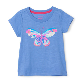 Hatley Soaring Butterfly Graphic Tee (Sizes 2-7 Years)