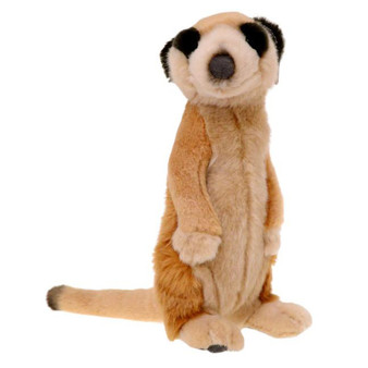 Animalia Plush Meerkat (Height 23cm)