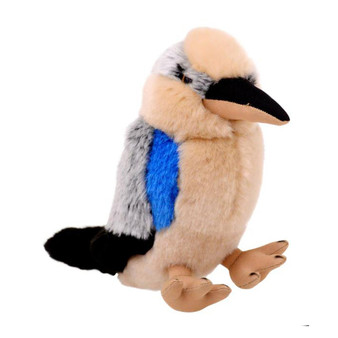 Animalia Plush Kookaburra (Height 18cm)