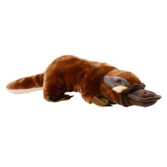 Animalia Plush Platypus (Length 47cm)