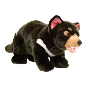 Animalia Plush Tasmanian Devil (Length 41cm)