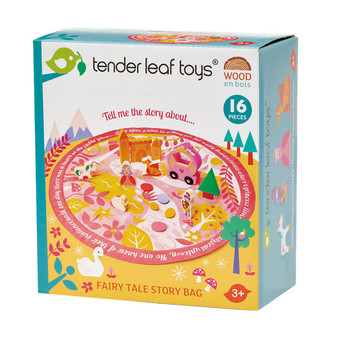 Tender Leaf Toys Fairy Tale Story Bag Set (Suitable 3+)