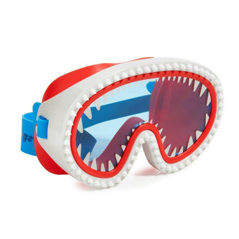 Bling2o Shark Attack Mask Blue Lens