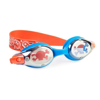 Bling2o Goggles Black Beard - Battleship Blue