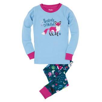 Hatley Pawsitively Exhausted Long Pyjama Set (Size 2 Years)