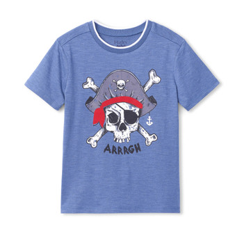 Hatley Pirate Graphic Tee (Size 4 Sample)
