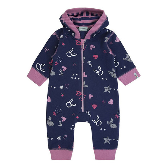 Lilly & Sid Love Outersuit (3M-12M)