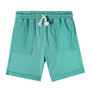 Art & Eden Bermuda Teal Green French Terry Shorts (Size 5 Years Sample)