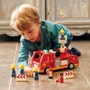 Tender Leaf Toys Fire Engine (Age 3 Years +)