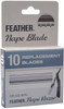 Feather Nape Blade Replacement 10 Pack