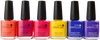 CND Vinylux 6 pc New Wave Collection