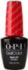 OPI GelColor Color So Hot It Berns (UV / LED Polish)