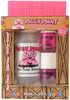 Piggy Paint for Kids 3 pc Mini Polish & Nail Polish Remover Kit