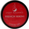 Light Elegance French Bikini Color Gel (UV / LED Gel)