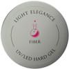 Light Elegance Clear Fiber Lexy Line UV / LED Hard Gel Builder (1.01 fl. oz. / 30 mL)