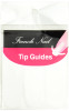 French Nail Tip Guides (54 Stickers)