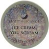 Light Elegance Ice Cream, You Scream Glitter Gel (UV / LED Gel)