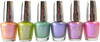 OPI Infinite Shine 6 pc Hidden Prism Collection